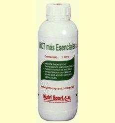 Triglicéridos (MCT) más esenciales - NutriSport - 1L