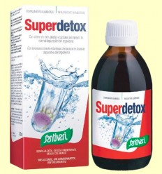 Superdetox Jarabe - Santiveri - 240 ml