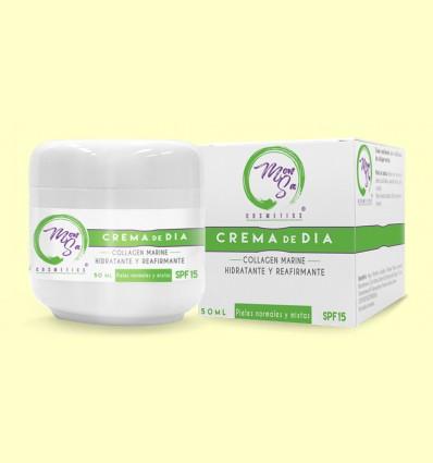 Crema de Día Colágeno Marino SPF 15 - Mon Sa - 50 ml