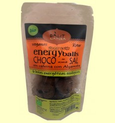 Bio Energy Ball Choco con Sal del Himalaya - Dàlit Natura - 120 gramos