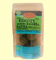 Bio Energy Ball con Matcha - Dàlit Natura - 120 gramos