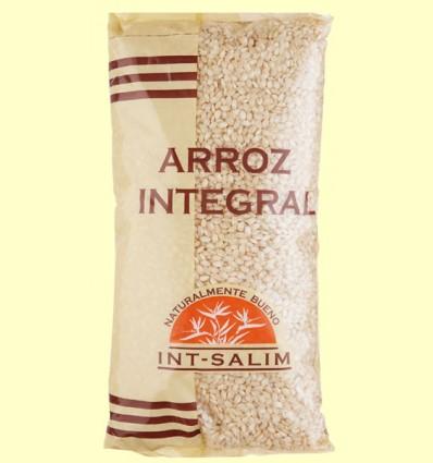 Arroz Integral - Int-Salim - 1 kg
