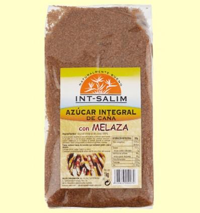 Azúcar Integral de Caña con Melaza - Int-Salim - 1 kg