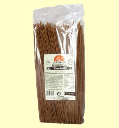 Espaguetis Integrales - Int-Salim - 500 g