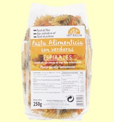 Espirales con Verduras - Int-Salim - 250 gramos