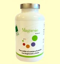 Magnesio - 100% Natural - 180 cápsulas