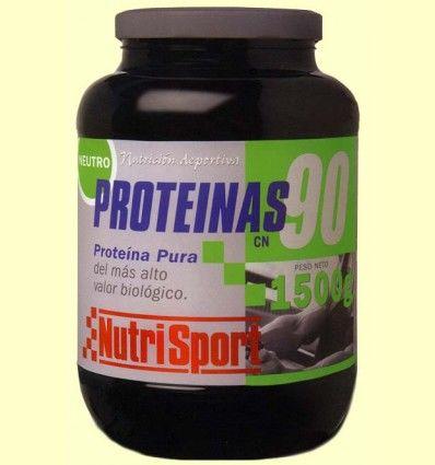 Proteínas 90 - Nutrisport - 1500 g
