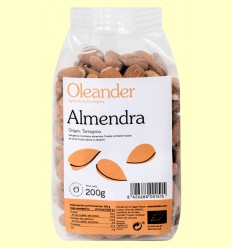 Almendra Bio - Oleander - 200 gramos