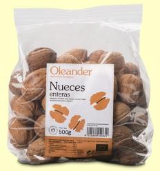 Nueces Enteras Bio - Oleander - 500 gramos