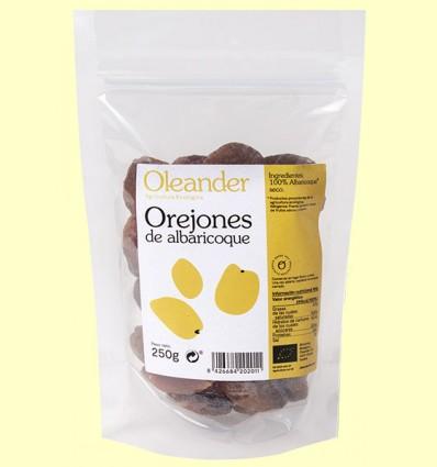 Orejones de Albaricoque Bio - Oleander - 250 gramos