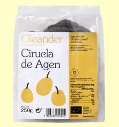 Ciruelas de Agen Bio - Oleander - 250 gramos