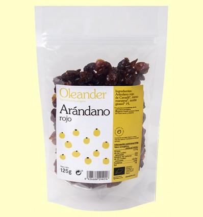 Arándano Rojo de Canadá Bio - Oleander - 125 gramos
