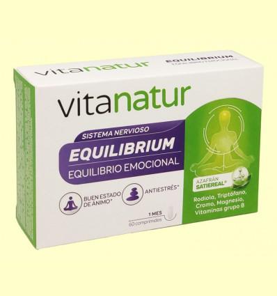 Equilibrium - Vitanatur - 60 comprimidos