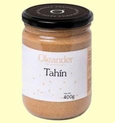 Tahín Bio - Oleander - 400 gramos