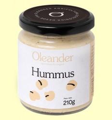 Hummus Bio - Oleander - 210 gramos