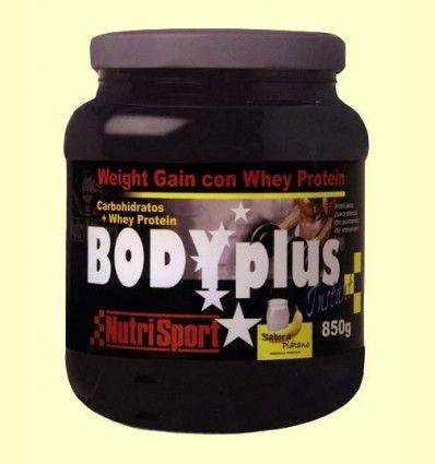 Body Plus - Nutrisport - Toffee - 850 g