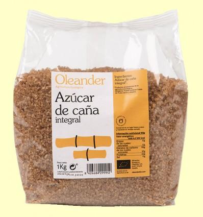 Azúcar de Caña Integral Bio - Oleander - 1 kg