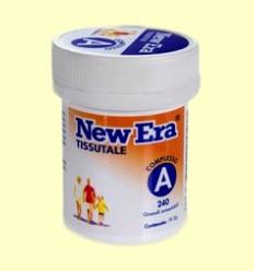 Complejo A de Schüssler - New Era - 240 comprimidos *