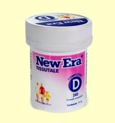 Complejo D de Schüssler - New Era - 240 comprimidos