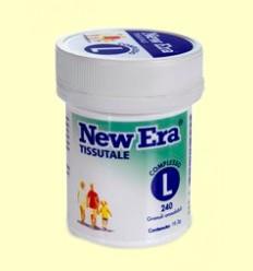 Complejo L de Schüssler - New Era - 240 comprimidos