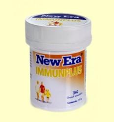 Immunplus de Schüssler - New Era - 240 comprimidos