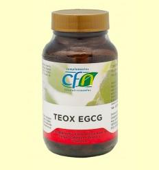 Teox Egcg - CFN Laboratorios - 60 cápsulas