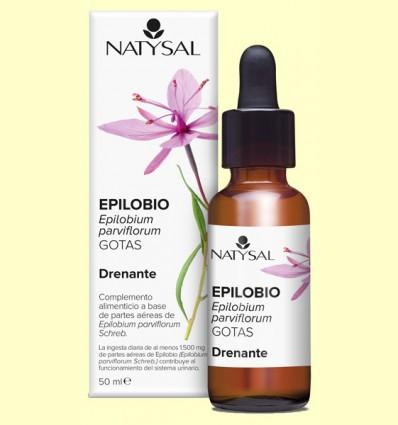 Epilobio Gotas - Natysal - 50 ml