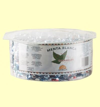 Caramelos de Menta Blanca - Int-Salim - 800 gramos