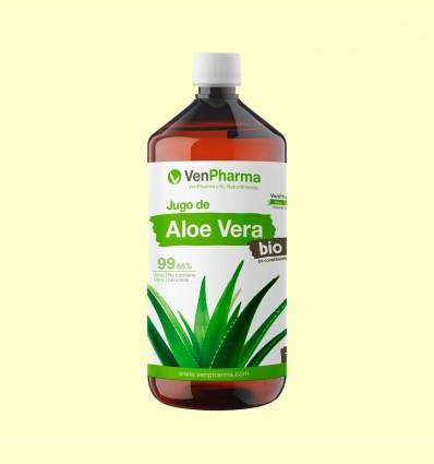 Jugo de Aloe Vera BIO 1000 ml. VenPharma *