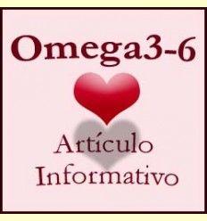 Información sobre el Equilibrio entre Ácidos Grasos Omega 6 y Omega 3 - Artículo Informativo