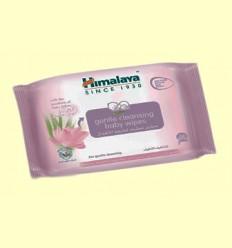 Toallitas Suaves Limpiadoras para Bebé - Himalaya - 56 unidades