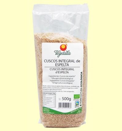Cuscús Integral de Espelta Bio - Vegetalia - 500 gramos