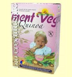 Papilla de Quinoa Bio - Biocrecimiento - 400 gramos