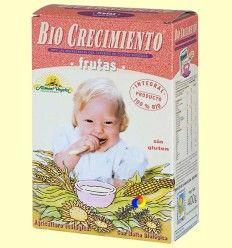 Papilla de Frutas Bio - Bio Crecimiento - 400 gramos