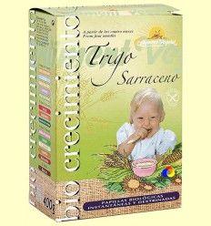 Papilla de Trigo Sarraceno Bio - Bio Crecimiento - 400 gramos