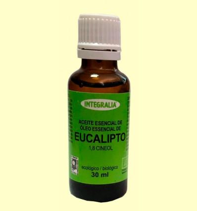 Aceite Esencial de Eucalipto Bio - Integralia - 30 ml