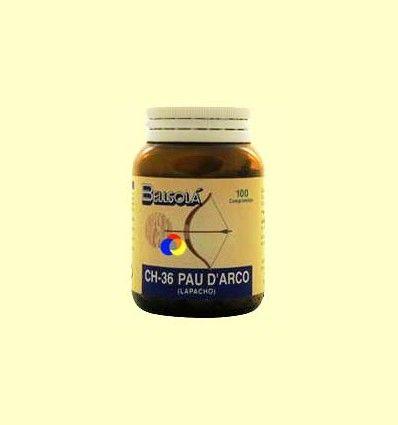 Pau D'Arco - Bellsolá - 100 comprimidos *
