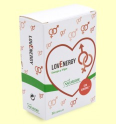 LovEnergy - Salud Sexual - Naturlider - 30 cápsulas