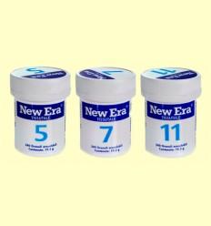 Trio Relax - Sales 5 7 y 11 - New Era - 720 comprimidos