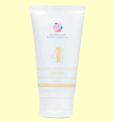 Crema Vasodilatación Nº4 Kalium Chloratum - Schüssler - 75 ml