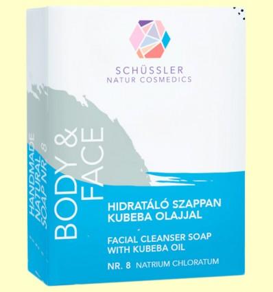 Jabón Limpiador Facial y Corporal Nº8 - Schüssler - 90 gramos