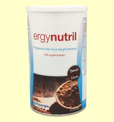 Ergynutril Proteínas Sabor Cacao - Nutergia - 350 gramos
