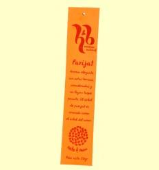 Incienso Natural Parijat - H&B - 20 gramos