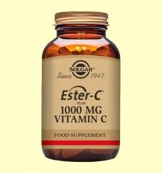 Ester C Plus 1000 mg - Vitamina C - Solgar - 90 comprimidos
