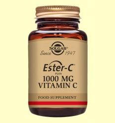 Ester C Plus 1000 mg - Vitamina C - Solgar - 30 comprimidos