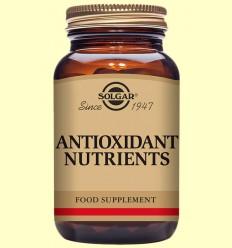 Nutrientes Antioxidantes - Solgar - 100 comprimidos