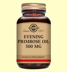 Aceite de Prímula de rosa - Solgar - 180 cápsulas blandas