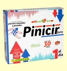 Pinicir Forte - Circulación - Pinisan - 30 cápsulas