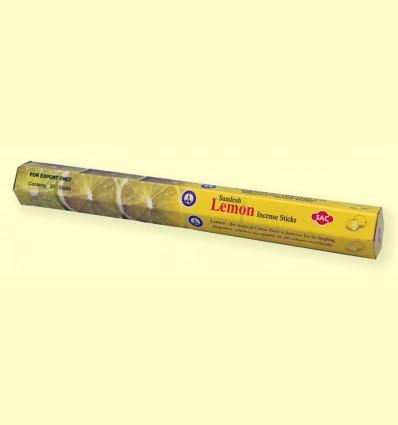 Incienso Limón - SAC - 20 varillas