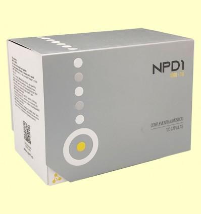 NPD1 - Celavista DHA 1000 - Nutritional Doctors - 120 cápsulas
